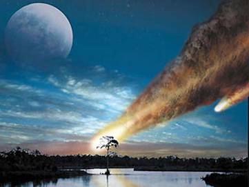 Aboriginal Legends Linked to Cosmic Catastrophies