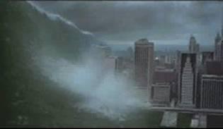 mega tsunami mega-tsunami giant tidal wave