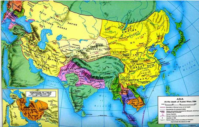 compare and contrast the effects of mongol rule on china russia and persia Conquests in northern china genghis khan moved to  into afghanistan and persia  genghis khan wanted  against mongol rule the husband of genghis khan's.