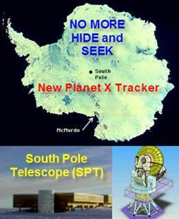 Antarctica South Pole Telescope